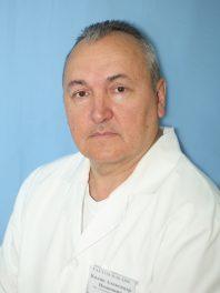 Калин Александр Иванович зав. отделением, врач-стоматолог-ортопед