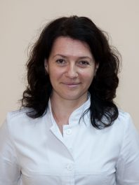 Прудникова Марина Витальевна Зав. отделением терапевтической стоматологии, врач-стоматолог-терапевт