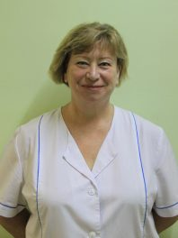 Бузданова Людмила Александровна рентгенолаборант