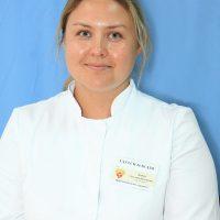 Попова Светлана Викторовна Врач-стоматолог-терапевт