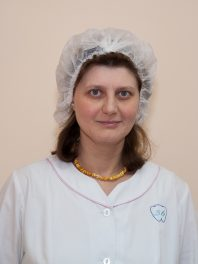 Щербакова Елена Иосифовна Врач-стоматолог-терапевт